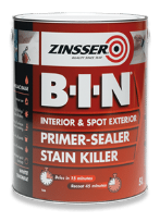 Zinsser B-I-N Shellac Base Primer Sealer